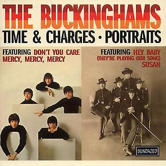 Buckinghams - Time & Charges/Portraits [CD] USA import