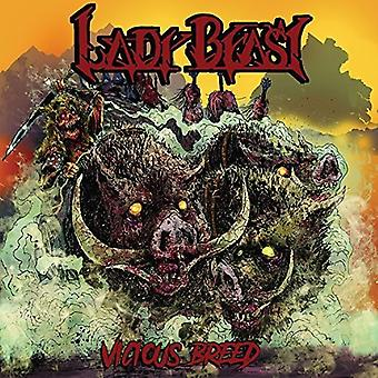 Lady Beast - Vicious Breed [CD] USA import