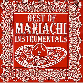 Mariachi Real De San Diego - Best of Mariachi Instrumentals [CD] USA import