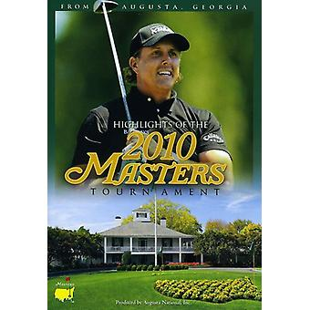 Masters-2010-Tournament Highlights [DVD] USA import