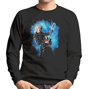 Queen Brian mai Live på TRNSMT Festival menns Sweatshirt