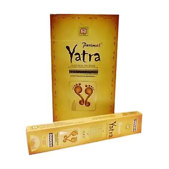 Yatra Parimal Incense 17 g