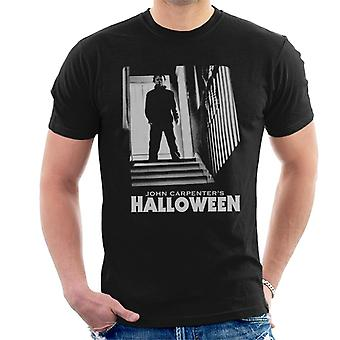 Halloween Michael Myers Searches For Laurie Strode Men's T-Shirt