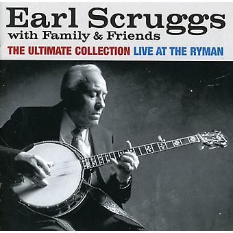 Earl Scruggs - Ultimate Collection/Live at the Ryman [CD] USA import