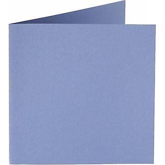Papicolor 6X dubbele kaart 132X132mm Violet