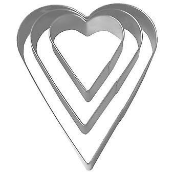 CJ Kakmått / Hearts protend3 -pakkaus