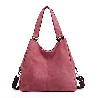 Good quality canvas luxury fashion handbag for women