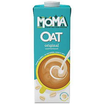 Moma Original Unsweetened Oat Milk