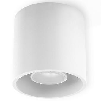 Sollux ORBIS - 1 Ljusyta Monterad Downlight White, GU10