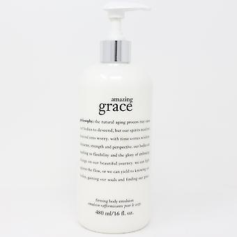 Philosophy Amazing Grace Firming Body Emulsion  16oz/480ml Without Box