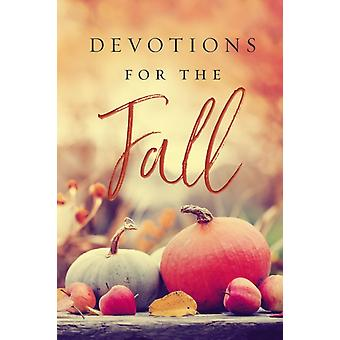 Devotions for the Fall by Nelson & Thomas