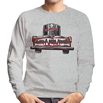 Animal House Deathmobile Men's Sweatshirt
