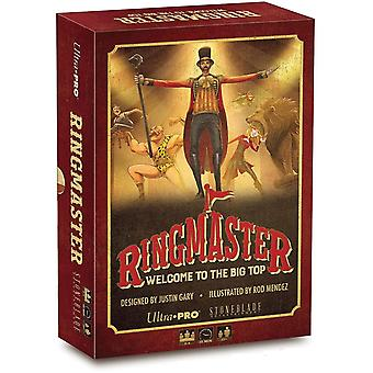 Ultra Pro Ringmaster bem-vindo ao Big Top