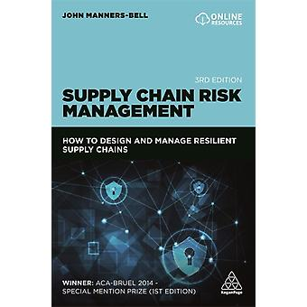 Supply Chain Risk Management by MannersBell & John
