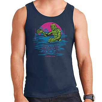 The Creature From The Black Lagoon Horror Terror Men's Vest
