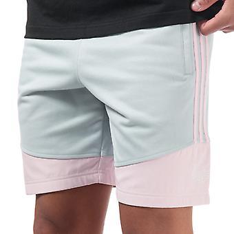 Pantaloncini bandrix adidas Originals da uomo in grigio