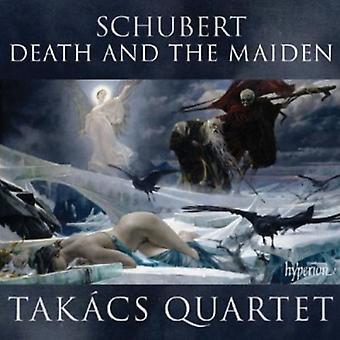 F. Schubert - Schubert: String Quartets Nos. 13 & 14 [CD] USA import