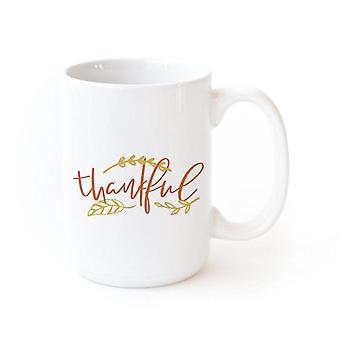 Tacksam kaffemugg