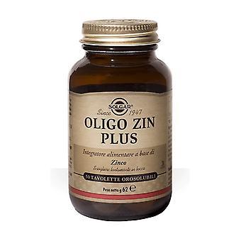 Oligo zin plus 50 tablets