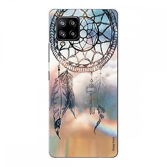 Scafo per Samsung Galaxy A42 5g in Silicone Soft 1 mm, Catch Dreams