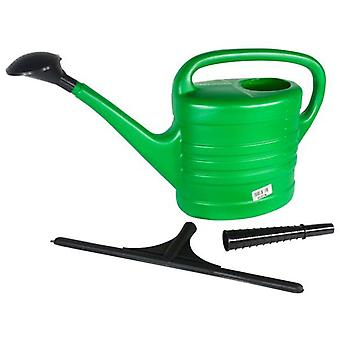 Nature Watering Can Set Green 13 L 6071425