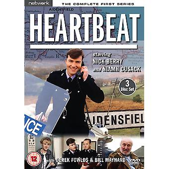 Heartbeat - Series 1 - Complete DVD 3-Disc Set Box Set
