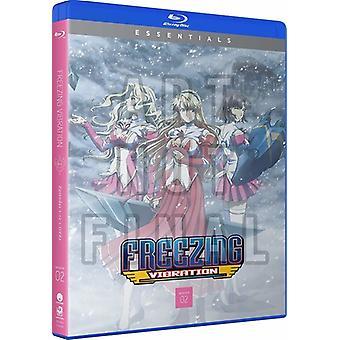 Freezing Vibration: Season Two [Blu-ray] USA import