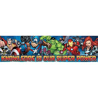 Marvel Banners - Horizontal