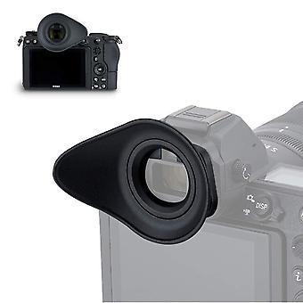 Kiwifotos eyecup eyepiece fits for nikon z6 z7 replaces nikon dk-29 eye cup