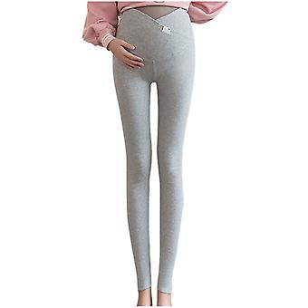 Zwangere Gravida Hoge Taille Leggings, Stretchy Pencil Broek