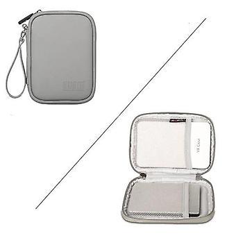 المحمولة 2.5 '' القرص الصلب الخارجي حالة السفر منظم كابل حقيبة
