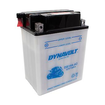 Dynavolt CB14AA2 High Performance Battery With Acid Pack