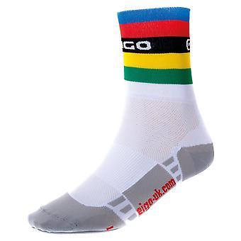 Eigo Meryl Skinlife Socks Worlds - S