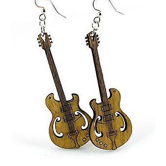 Elektrické gitarové náušnice