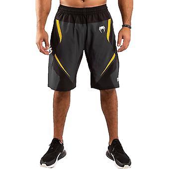 Venum One FC Treinamento de Impacto Shorts Cinza/Amarelo