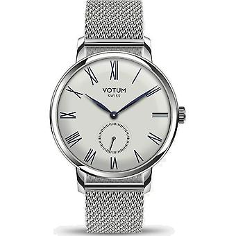 VOTUM - Reloj de señoras - VINTAGE SMALL - VINTAGE - V11.10.12.91 - Milanaisband - Acero