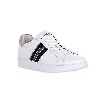 Jardines negros 707 oukland zapatillas blancas moda