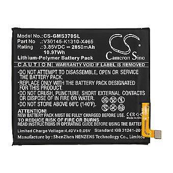 X-Longer Battery Battery Battery for Gigaset Phone GS370 Replacement Battery Accu Accessories