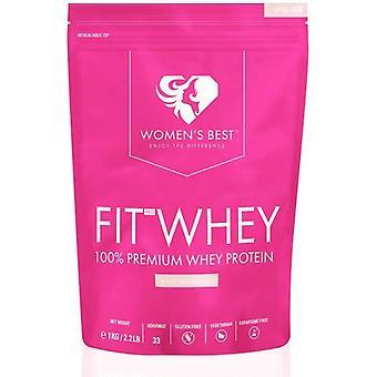 Women's Best Fit Whey 80% 1000 gr
