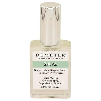 Demeter salt air cologne spray by demeter 434871 30 ml