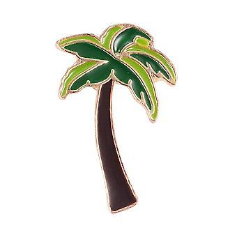 Enamel stick, 3 cm - Palm tree