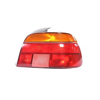 Right Driver Side Rear Lamp Tail Light (Amber Saloon Models)