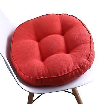 丸厚いクッション椅子パッド シートクッション ポリエステル繊維