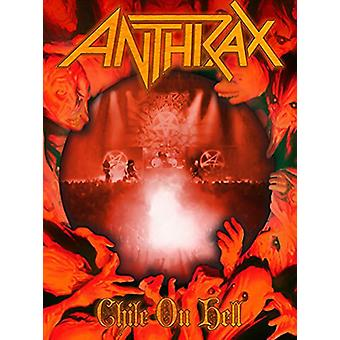 Anthrax - Chile on Hell [BLU-RAY] USA import