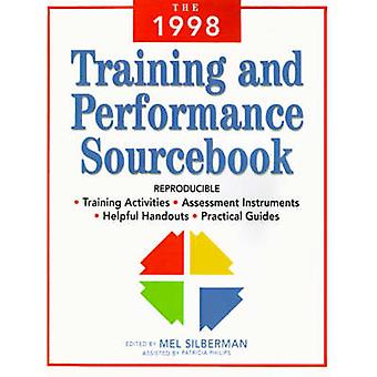 The 1998 McGraw-Hill Training and Performance Sourcebook by Mel Silbe