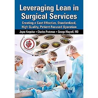 Cerrahi Hizmetlerde Yalın'dan Yararlanma - Uygun Maliyetli Oluşturma - Sta