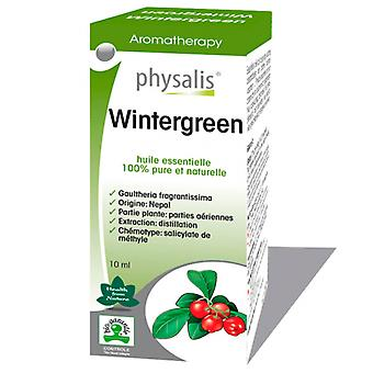 Physalis Wintergreen essence 10 ml
