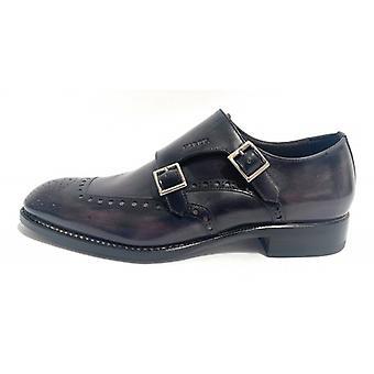 Men's Shoes Harris Double Leather Buckle Vegas Lead Rosé U17ha126