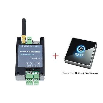 Gsm Remote Control G202 Single Relay Switch For Sliding Swing Garage Gate