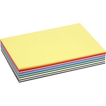 Creative Card A4  180g x30 assorted colours